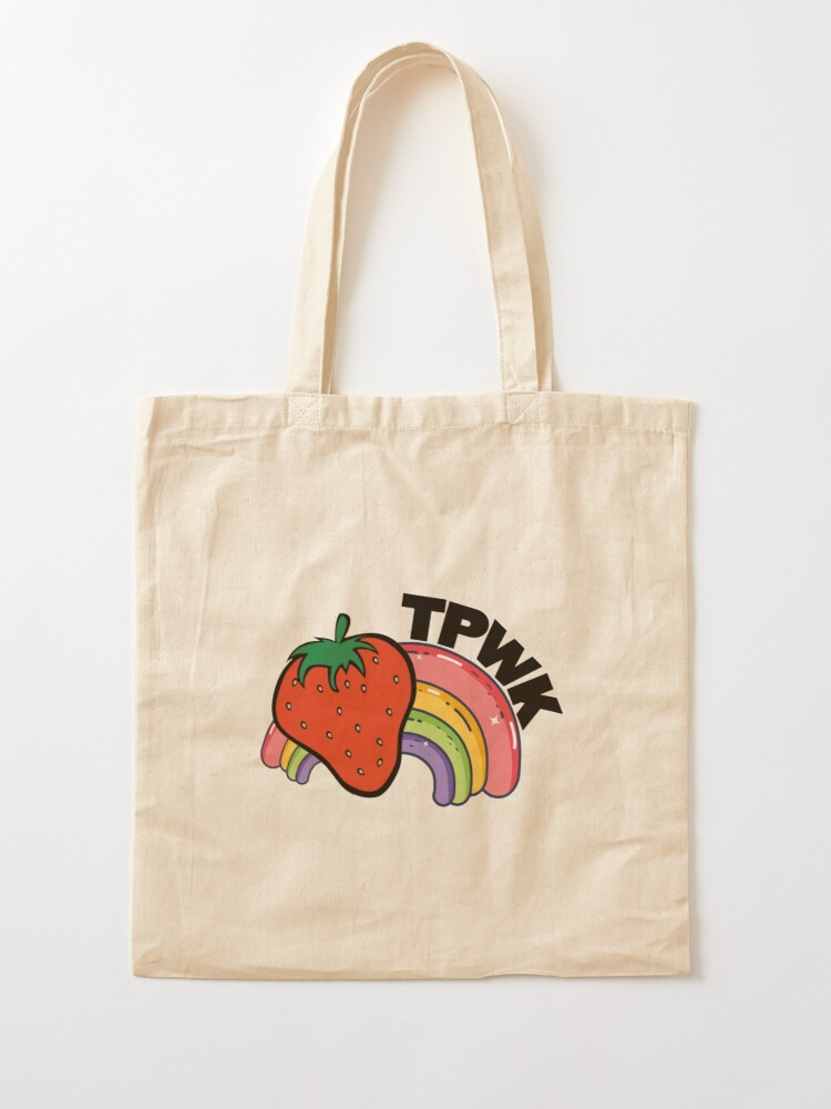 Alternate view of TPWK Tote Bag