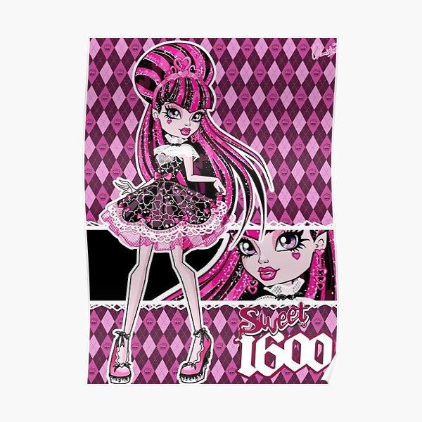 Draculaura (Monster High)  Poster