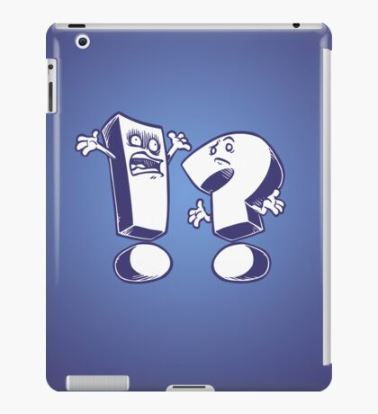 Expressions iPad Case/Skin
