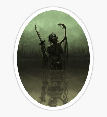 Deathknight Sticker