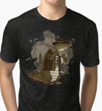 Crocodile Hunter Tri-blend T-Shirt
