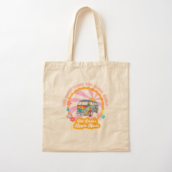 OLD LOVERS Cotton Tote Bag