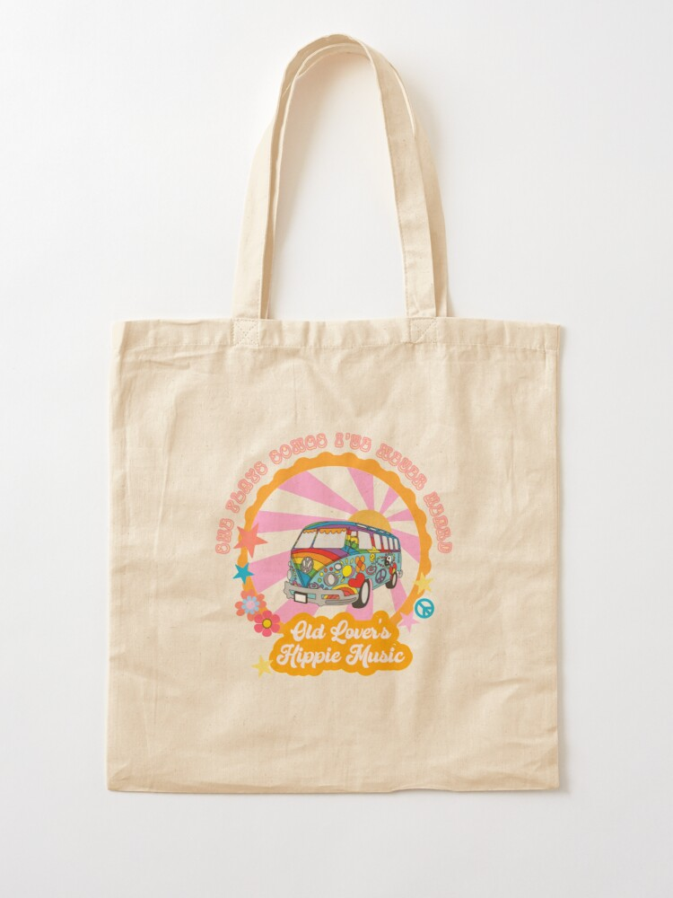 Alternate view of OLD LOVERS Tote Bag
