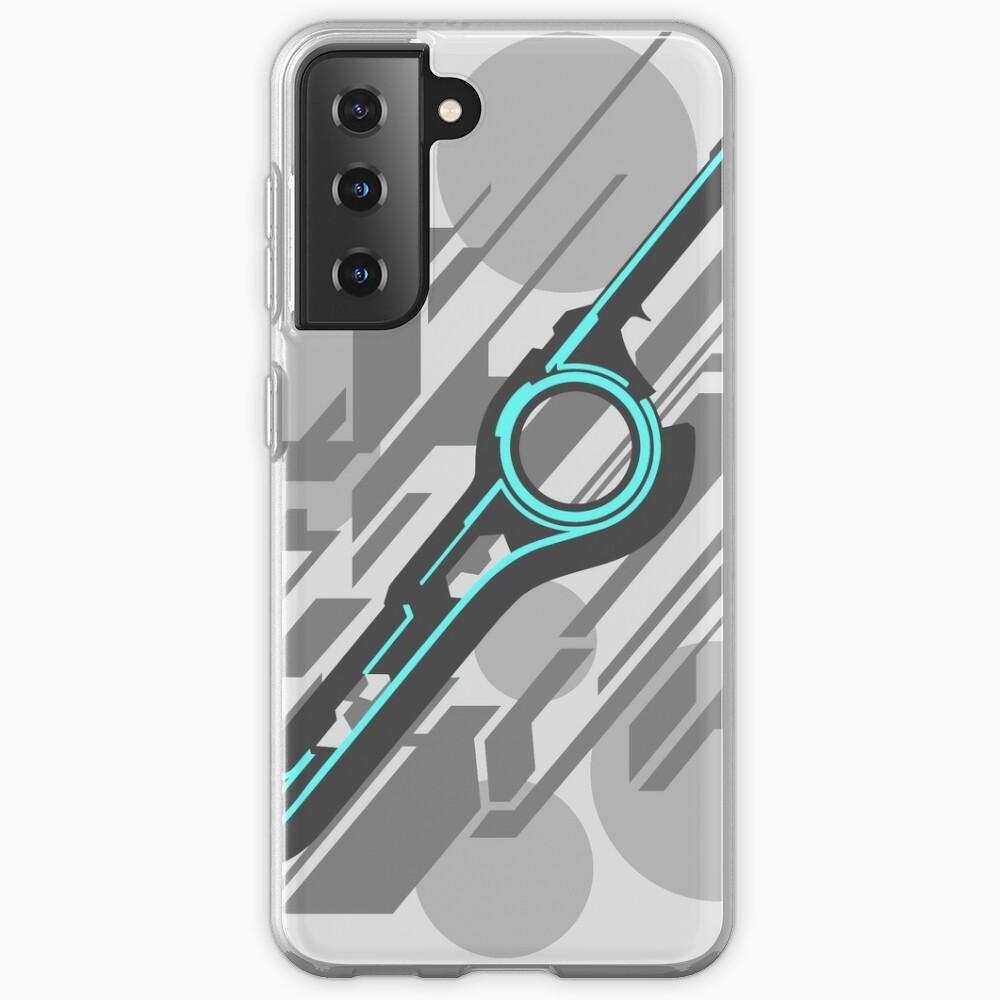 Monado Abstract (Grey) Case & Skin for Samsung Galaxy