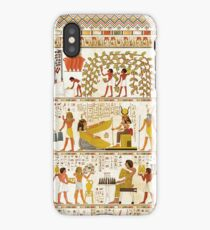 Ancient Egypt Party iPhone Case/Skin