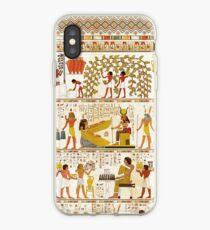 Vinilo o funda para iPhone Fiesta del antiguo Egipto