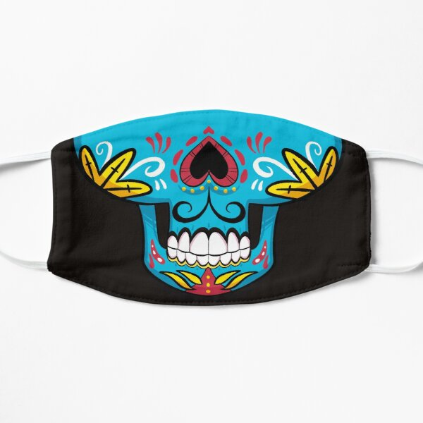 Day Of The Dead Face Mask  Mask