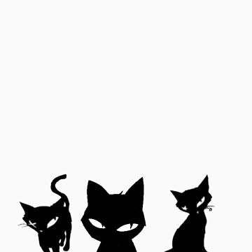 Black Cat Horror by VampicaX