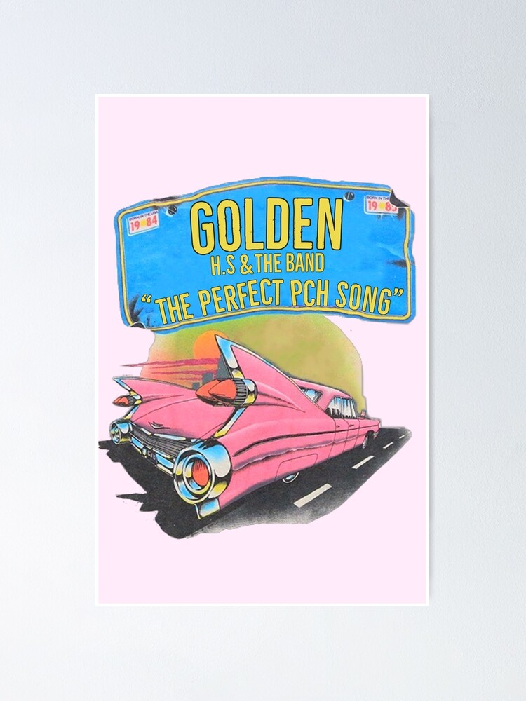 Alternate view of GOLDEN Poster
