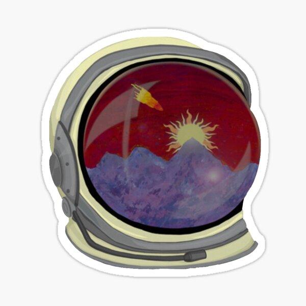 Be an astronaut  Sticker
