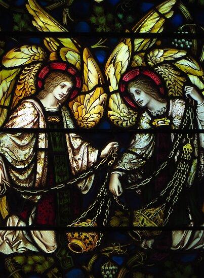 Aromatic Angels by wiggyofipswich