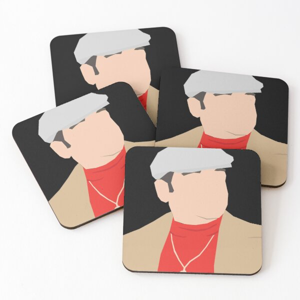 'Del Boy' Only Fools and Horses Coasters (Set of 4)