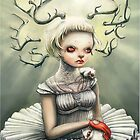 Antler Crown by reckless-buddah