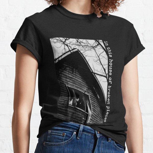 Fotografie mit Textgestaltung Classic T-Shirt