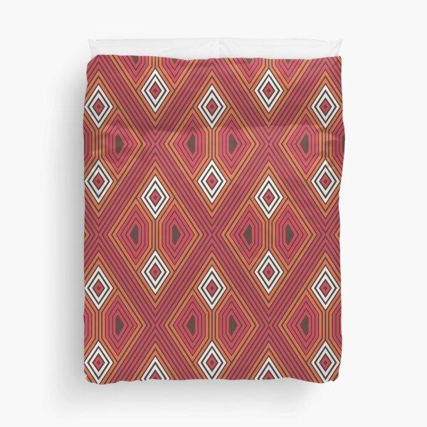 Polynesian Village Resort Duvet Cover