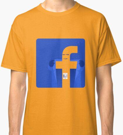 Universal Unbranding - Exhibitionism Classic T-Shirt