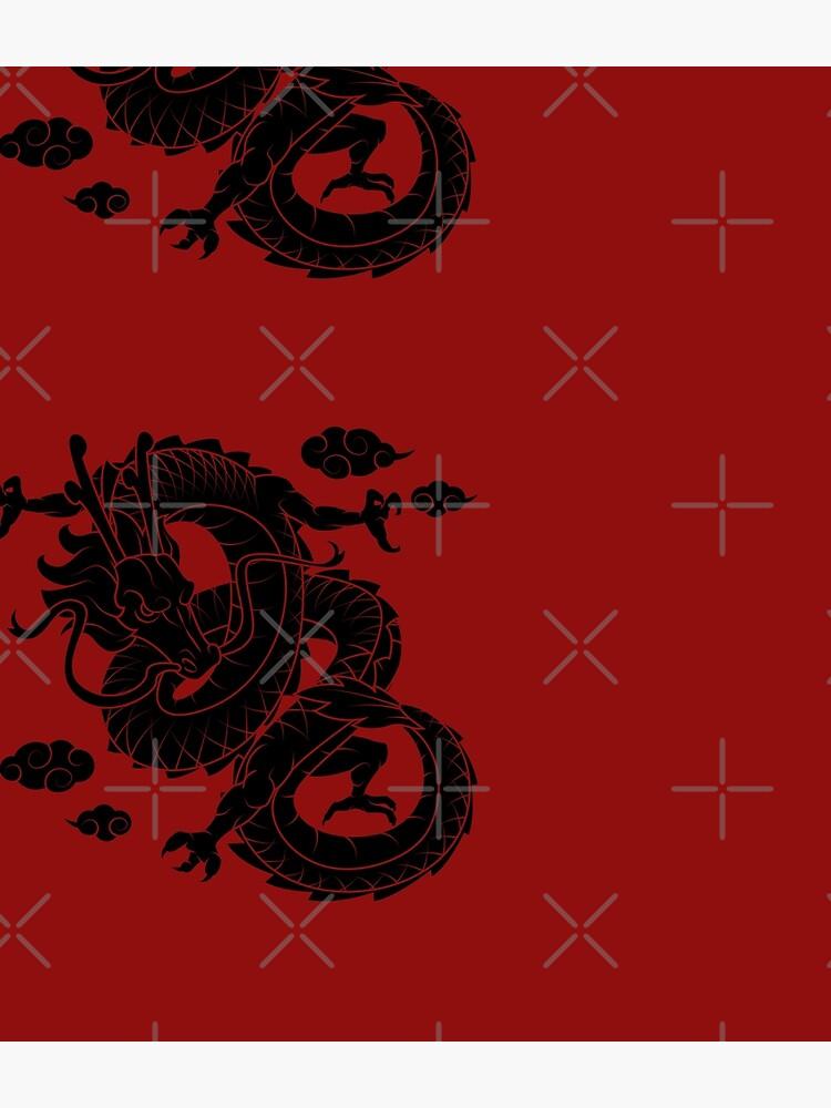 Black Dragon by SoccaTamam