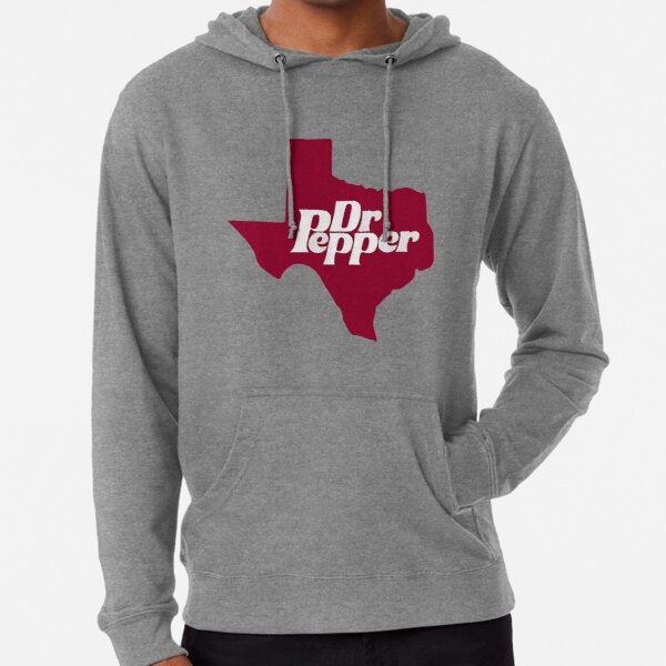 The Most Famous Brand From TEXAS STATE, Dr Pepper Lightweight Hoodie