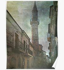 The Minaret Poster