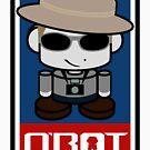 Frank O'bot 2.0 by Carbon-Fibre Media