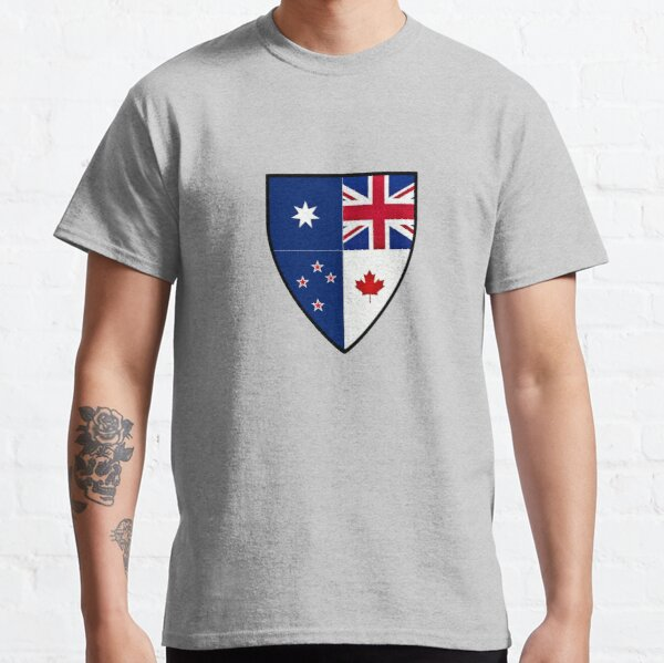 CANZUK Shield Classic T-Shirt