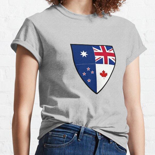 CANZUK Shield Classic T-Shirt