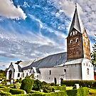 Møgeltønder Kirke. (View in large) by imagic