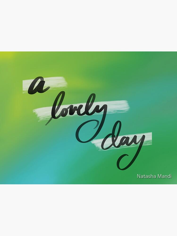 a lovely day by nmandi18