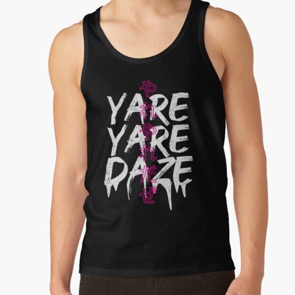Yare Yare Daze Tank Top