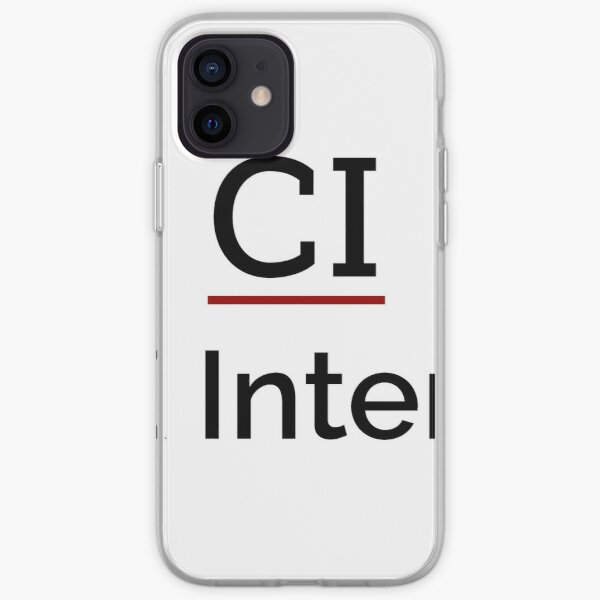 CANZUK International Logo iPhone Soft Case