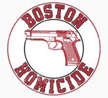 Boston Homicide - Rizzoli And Isles | Baseball  Sleeve