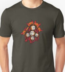 The devils and the maidens T-Shirt