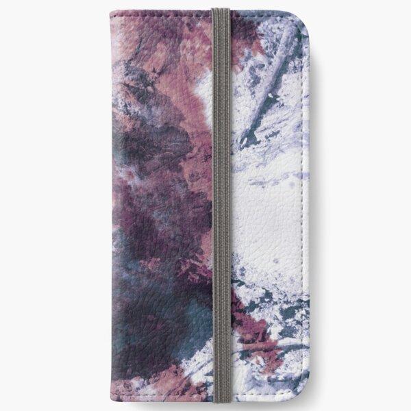Storm On The Ridge iPhone Wallet