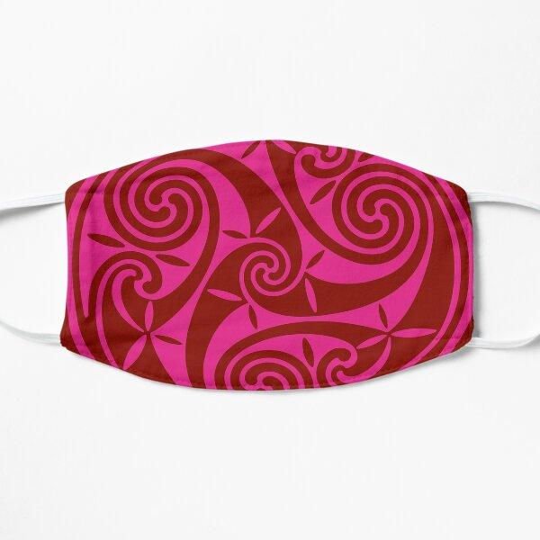 Celtic Spiral 2- Pink Mask