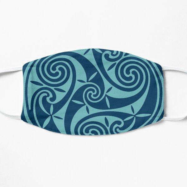 Celtic Spiral 2 - Blue Mask