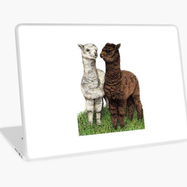 Alpaca Pair Laptop Skin