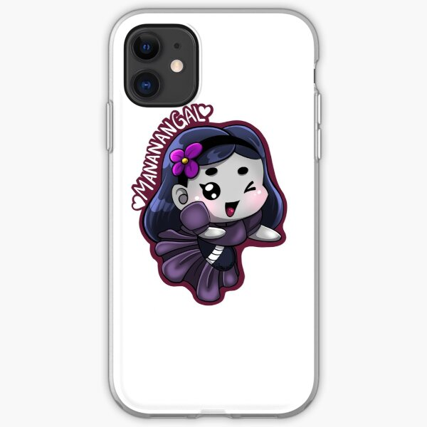 Creepy Cuties and Cryptids - Mananangal  iPhone Soft Case