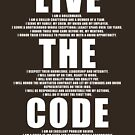 Live the Code - Boilermakers Creed by sunnehshides
