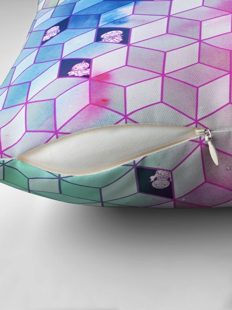 Alternate view of Hide N Seek Jelly Floor Pillow