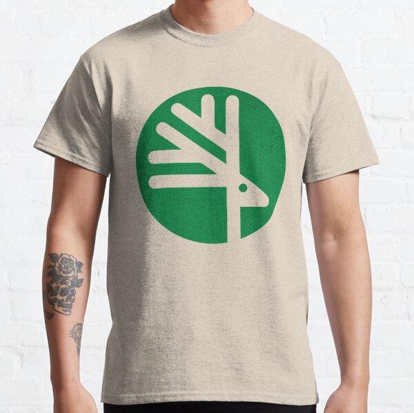 Retro Toronto Zoo Logo White Classic T-Shirt
