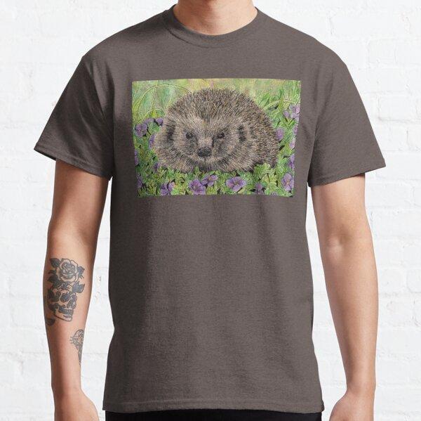 Little Hedgehog Classic T-Shirt
