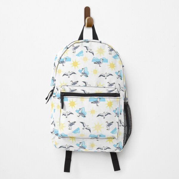 Sunshine and Seagulls Backpack