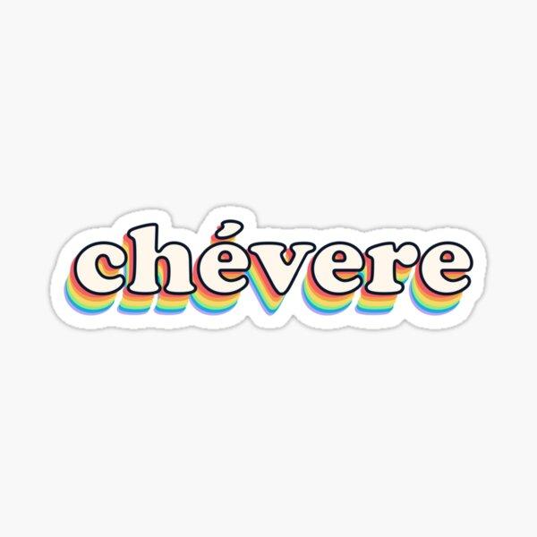 chevere Sticker