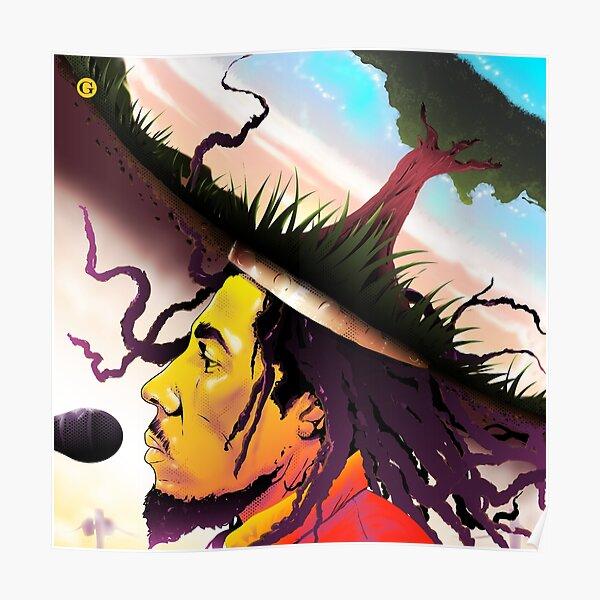 Roi du reggae Poster