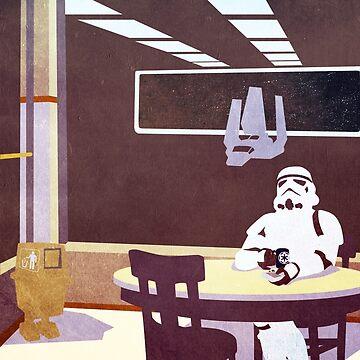 Coffee Break by ninjaforhire