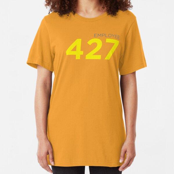 Employee 427 Slim Fit T-Shirt