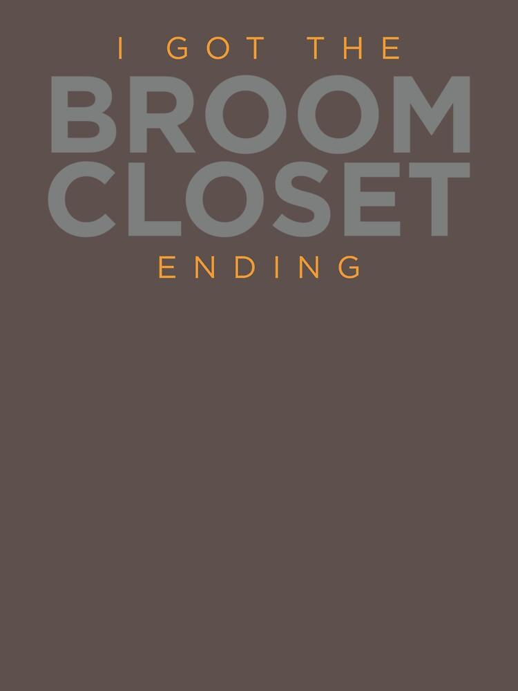 Broom Closet Ending | Unisex T-Shirt