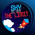 Sky is not the limit by awiec