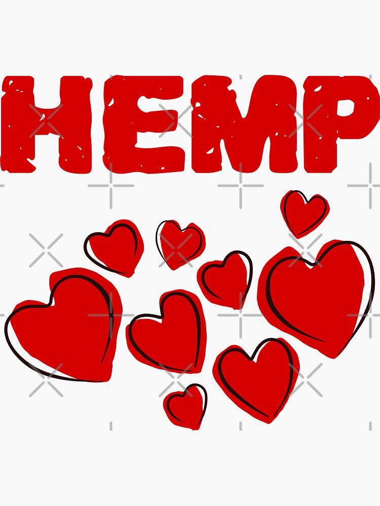 Hemp Hearts Love by nikkihstokes