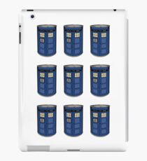 Tardis Soup iPad Case/Skin
